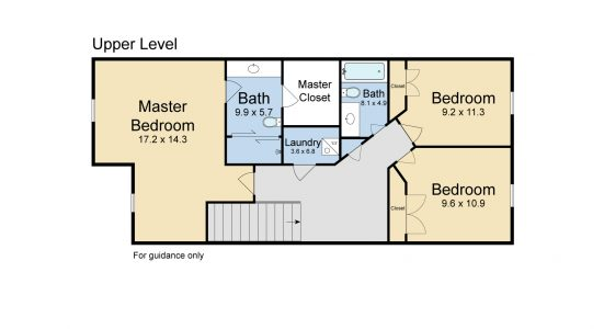 Serrano Bedroom IMOTO floor plan 582017